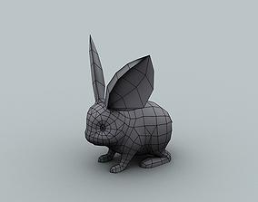 Model for texturing Hazel 3D asset