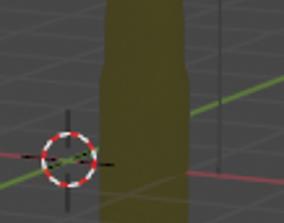 warfare Bullet 3D asset realtime
