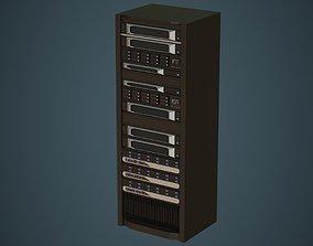 3D model Server 2A