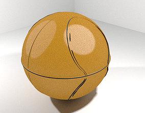 3D model Sport Ball - Basketball