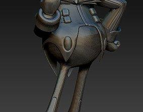 sonic dr eggman 3D print model