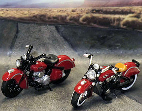 Indian Sport Scout 1941 miniatures 3D printable model