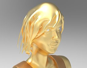 Slave Girl Sculpture Updated 3D print model