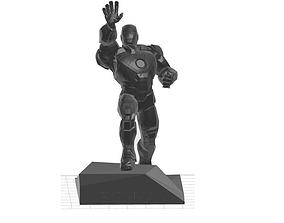 3D printable model Iron Man