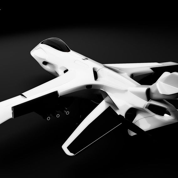 Invader-47 Jet