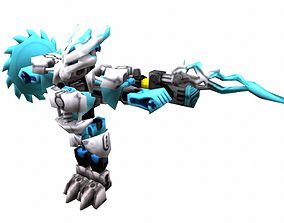 Game ready Character A18 - max fbx obj 3ds VR / AR ready 2