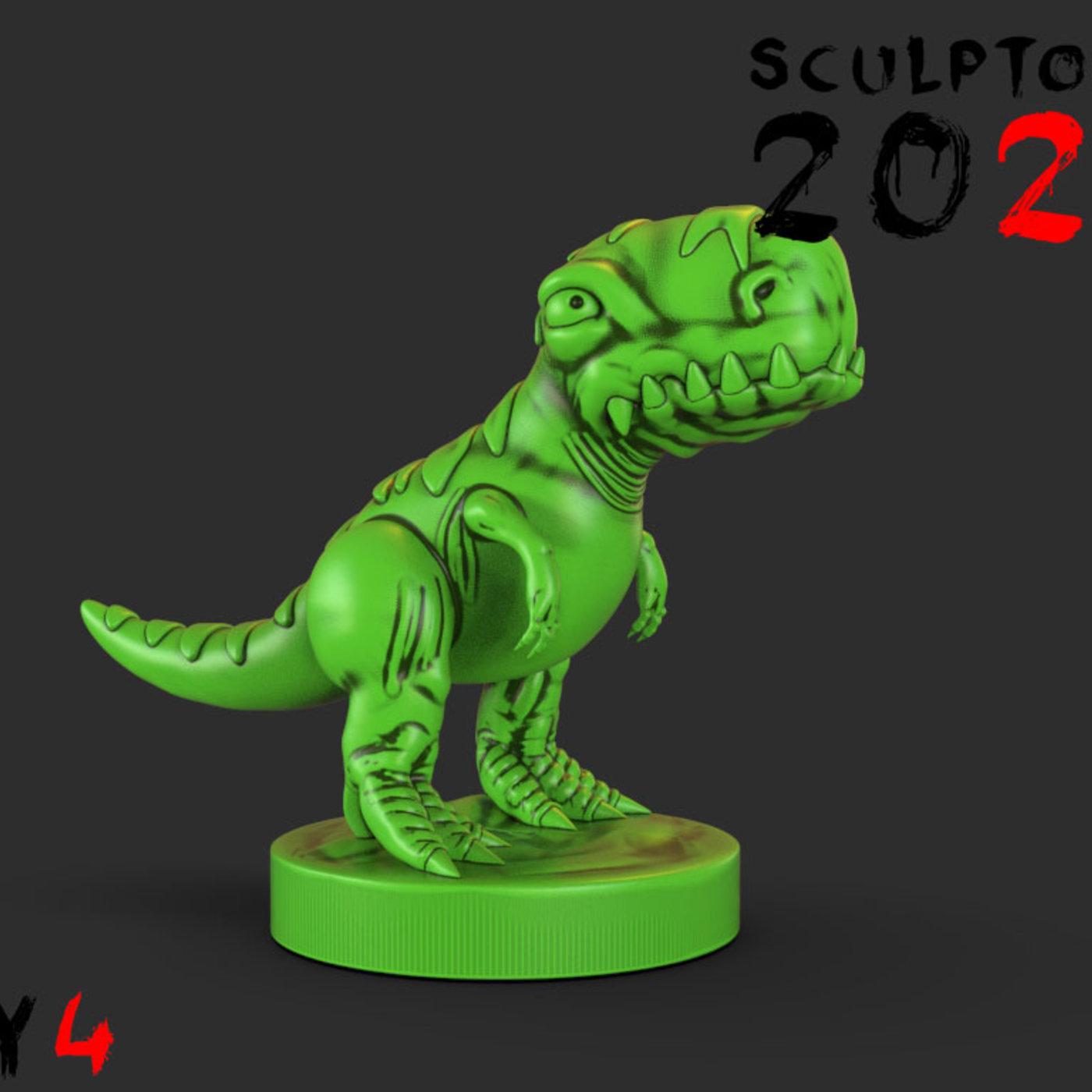 Sculptober Day 04