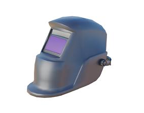 Welding Helmet 3D model