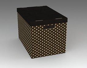 Box Pingla IKEA 3D model