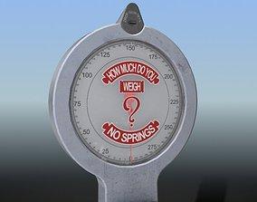 3D model Lollipop Penny Weight Scale