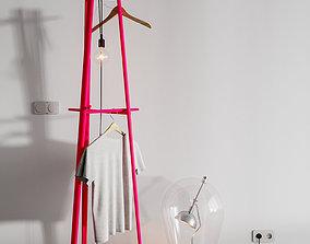 Hanger Scene For Cinema 4D and Corona Renderer 3D model