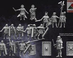 3D print model 28mm EI Roman Legionaries