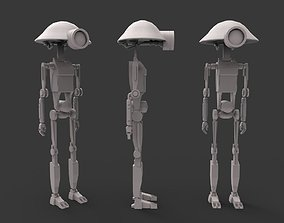 Pit Droid 3D model