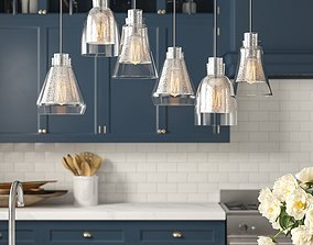 Perot 6 - Light Cluster Bell Pendant See More by Three 3D