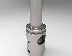 HKG GBB Nozzle 3D print model
