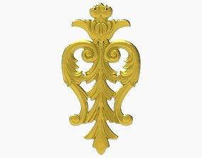 ORNAMENT 3D print model symbol