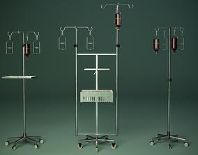 3D model Medical tripod PBR