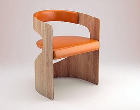 3D asset Lucky Chair