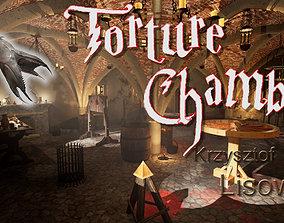 3D model Torture Chamber
