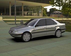 3D model peugeot 405 glx