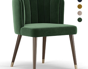 3D model Isadora Dining Chair
