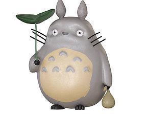 3D model Totoro figure