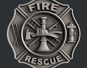 aspire 3d STL models for CNC fire rescue