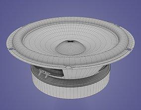 3D model Woofer