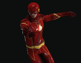 The Flash - CW show 3D