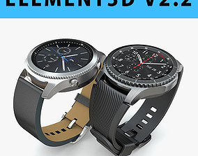 E3D - Samsung Gear S3 Classic Frontier
