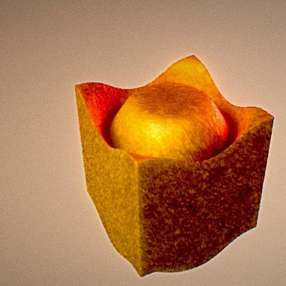 Mutating Cube (Mutation-14) (Blender-2.79b)