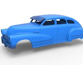 Diecast shell Buick Special Sedan 3D printable model 4