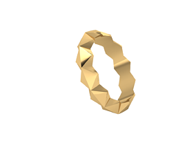 3D print model Minimalistic geometrical ring