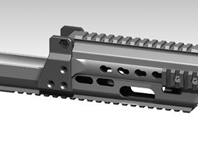 G36KA4 Slim line rail 3D print SPECNA Arms UMAREX ST