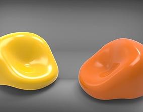 3D print model Bean Bag