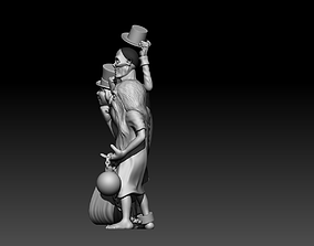 Hitchhiking Ghosts 3D printable model