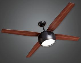 3D asset Interior House Fan - AV2