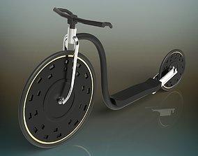 3D model Kick bike