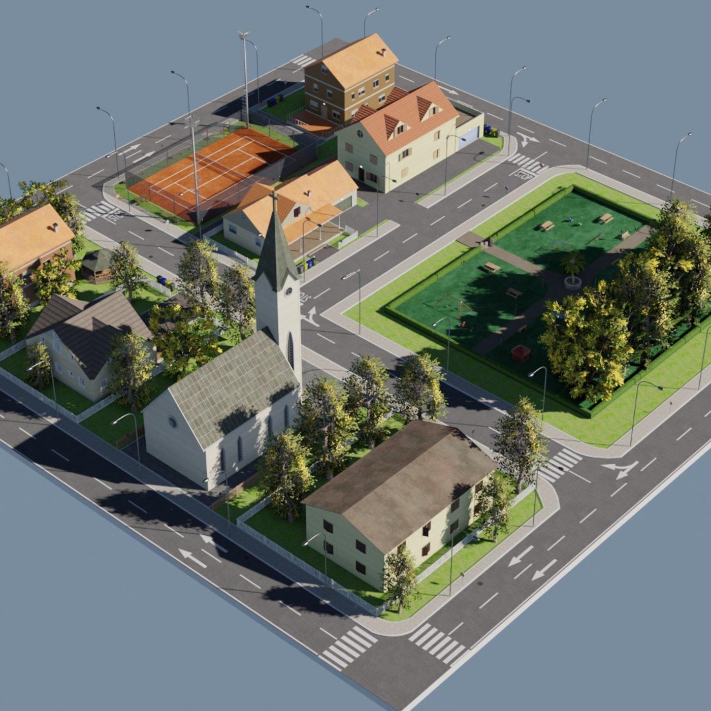 Modular city