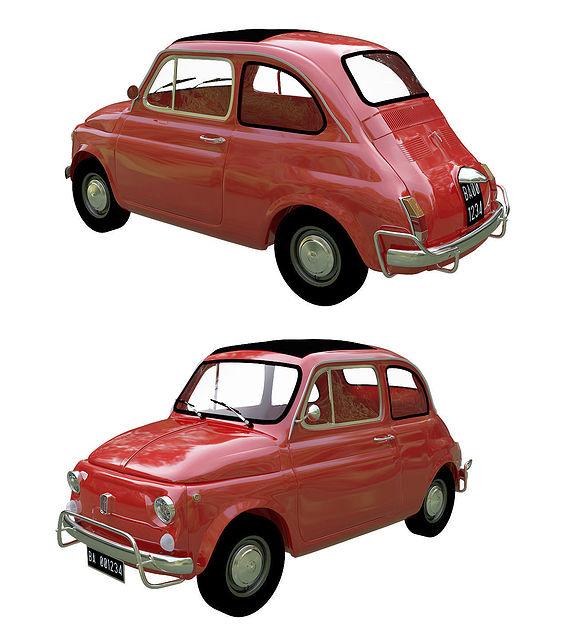 Fiat 550L (1969)