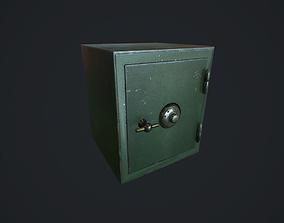 Safe v1 pbr 3D asset game-ready