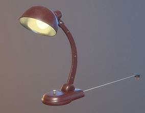 reading lamp NKVD 3D asset