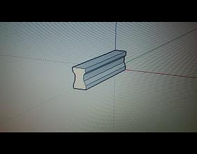 3D printable model superconductor