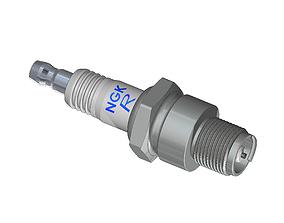 3D printable model NGK Spark plug