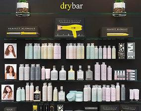 interior Cosmetics for premium salons 3D