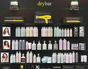 Cosmetics for premium salons 3D