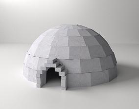 3D model Igloo