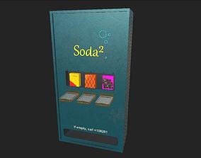 Beverage Machine 3D model