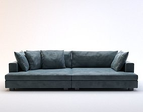 classic 3D model Moroso Cloud Atlas Sofa
