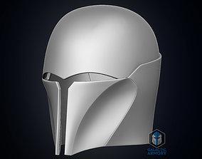 Female Deathwatch Helmet 3D print model